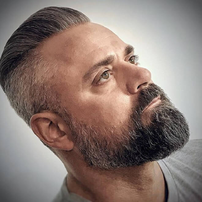 25 Cool Hairstyles And Haircuts For Older Men Men S