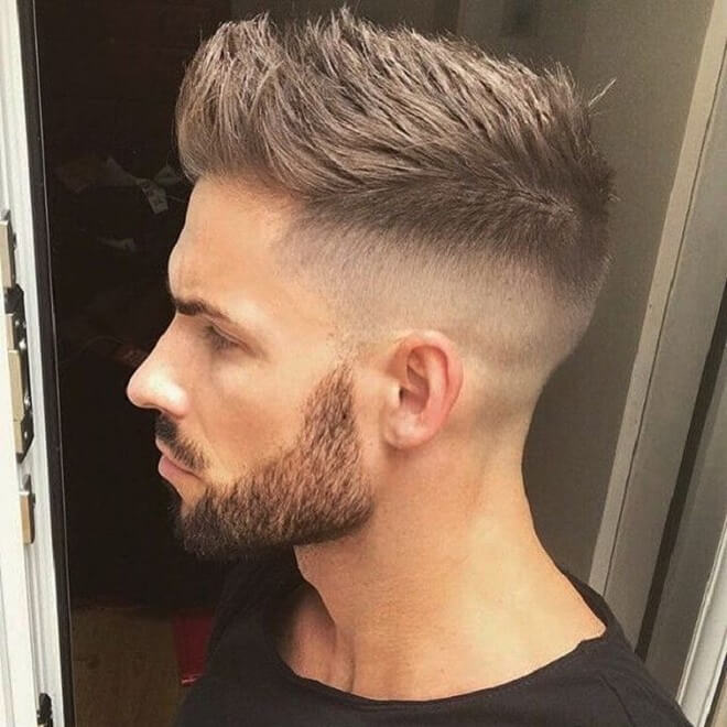 Top 25 Cool Brush Up Hairstyles For Men Best Brush Up Hair