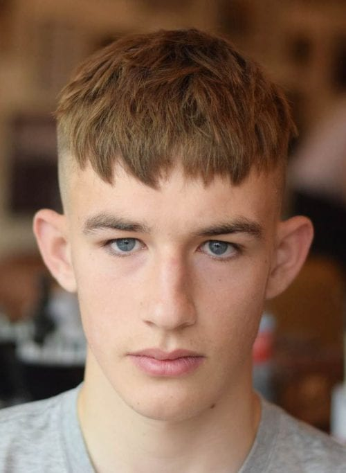40 Best Hairstyles For Teenage Guys-Teen Boy Haircuts 2019