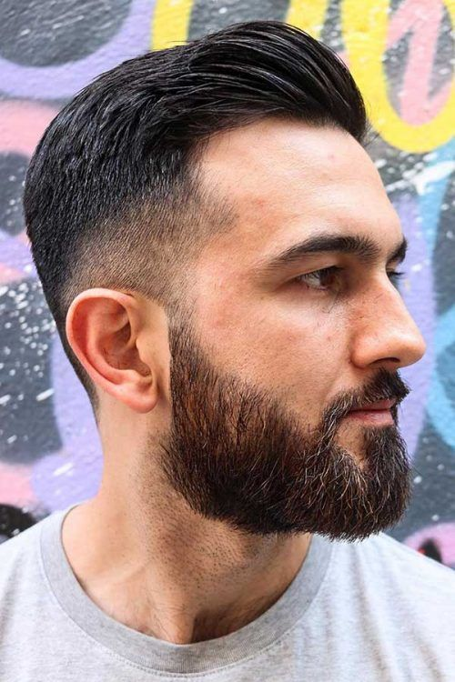 20 Cool And Trendy Comb Over Fade Hairstyles For Men 2020