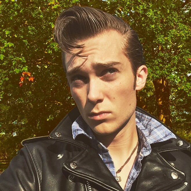 25 Best Greaser Hairs Tyles For Men