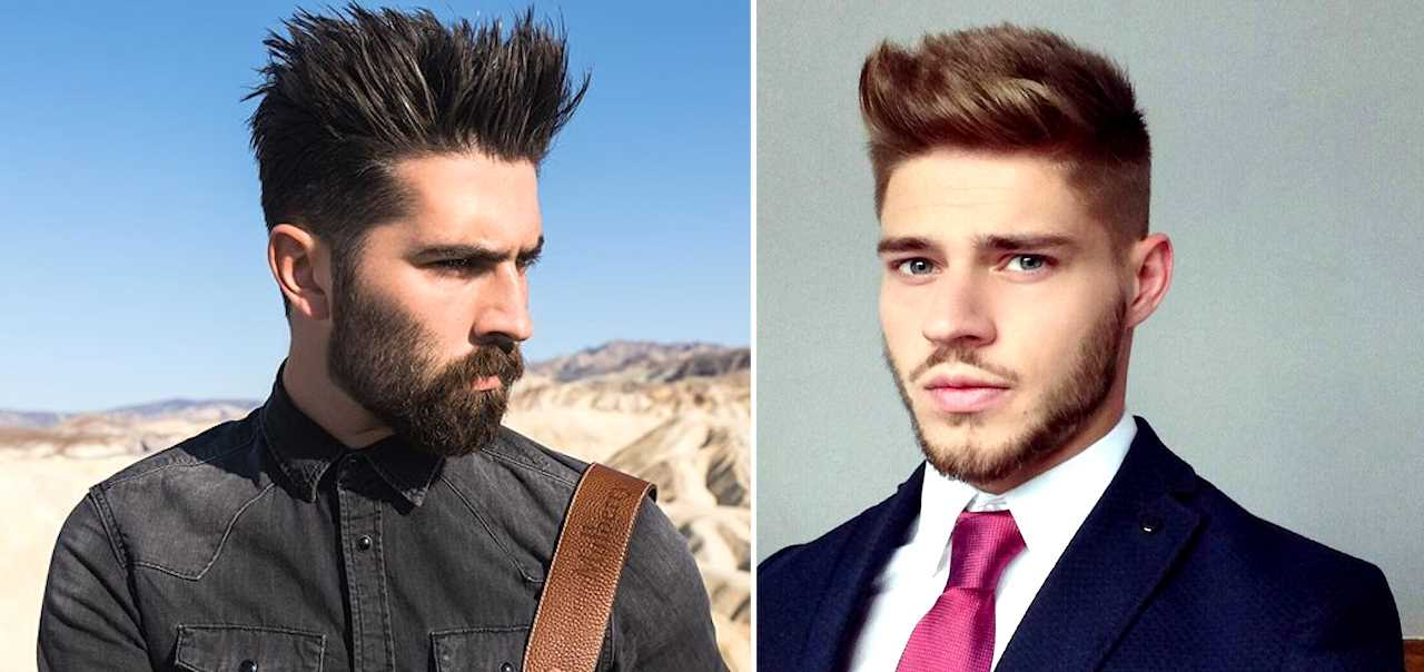 40 Best Spiky Hairstyles For Men Modern Spiky Haircuts
