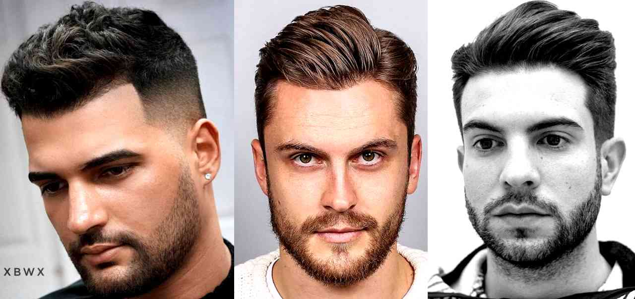 Top 20 Cool Hairstyles For Men With Square Faces Men S Style