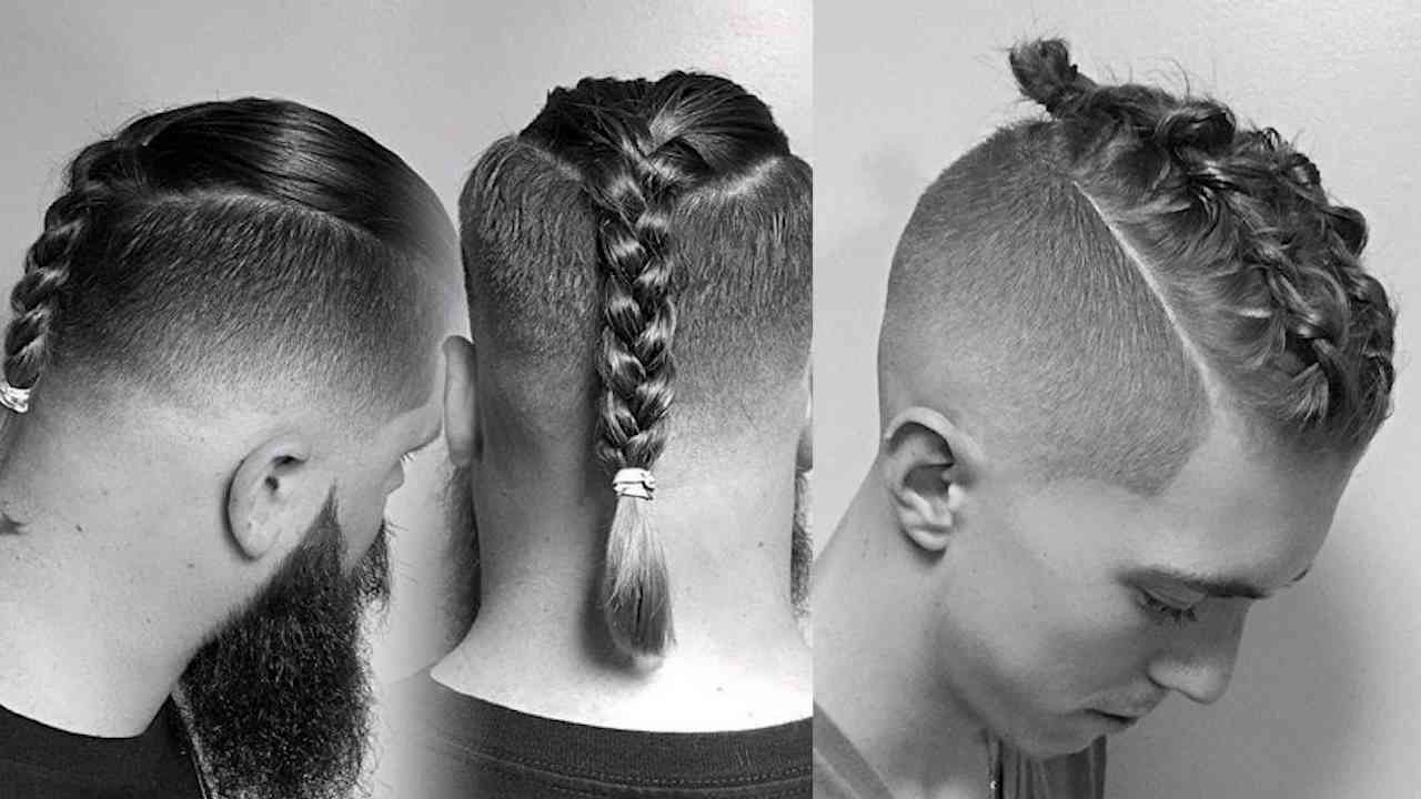 25 Super Hot Braided Hairstyles For Men 2019 Men S Style