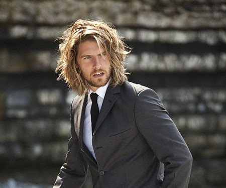 Guys With Long Messy Hairstyles Have Always Been Sexy Men S Style