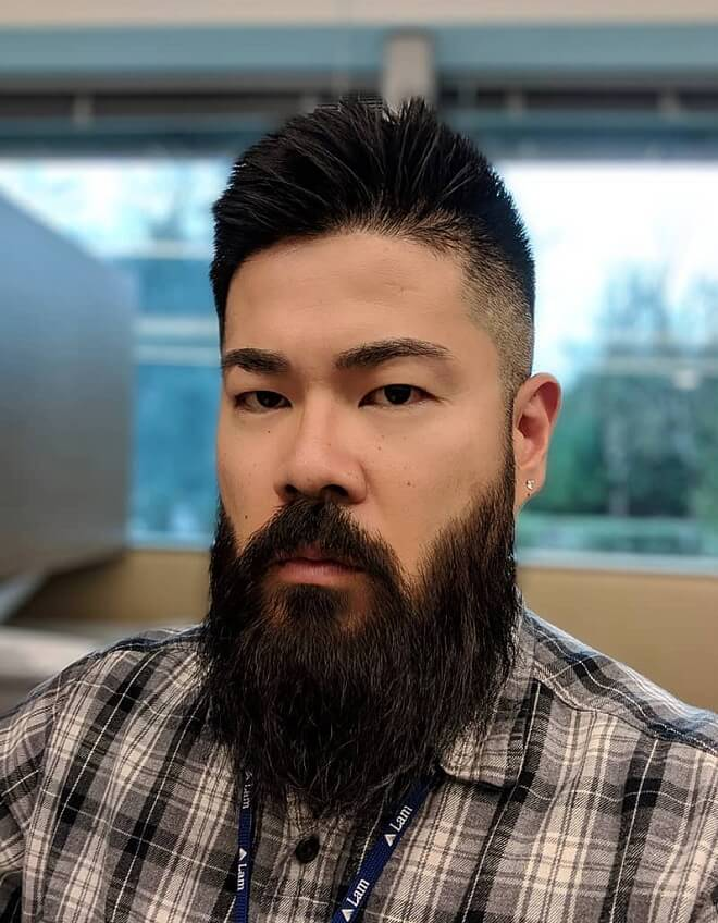 25 Coolest Asian Beard For Men Stylish Asian Beard 2020