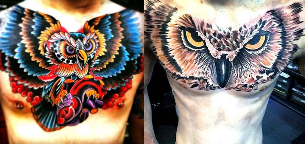 Awesome Owl Tattoo Designs And Ideas Men Men S Style