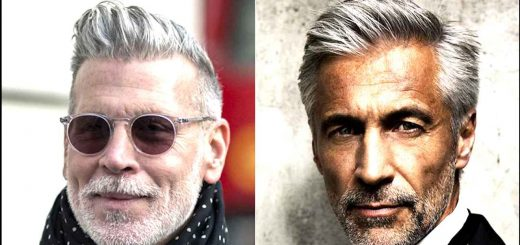 Older Mens Hairstyle Men S Style