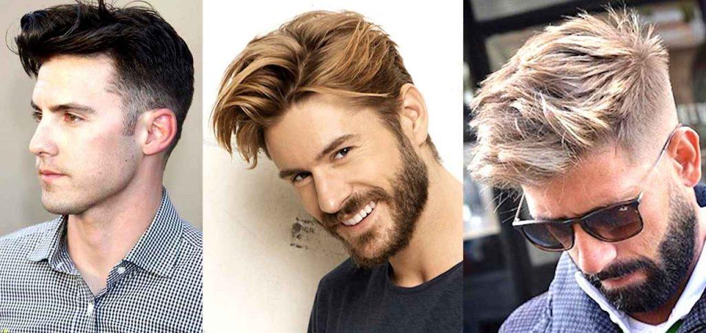 Cool Medium Haircuts For Men