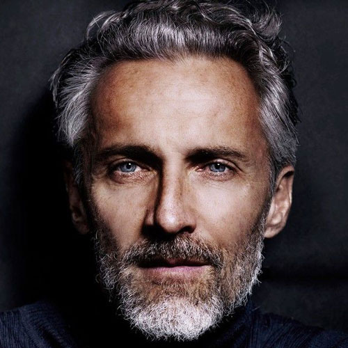 Cool and Latest Haircuts for Classy Older Men | Men's Style