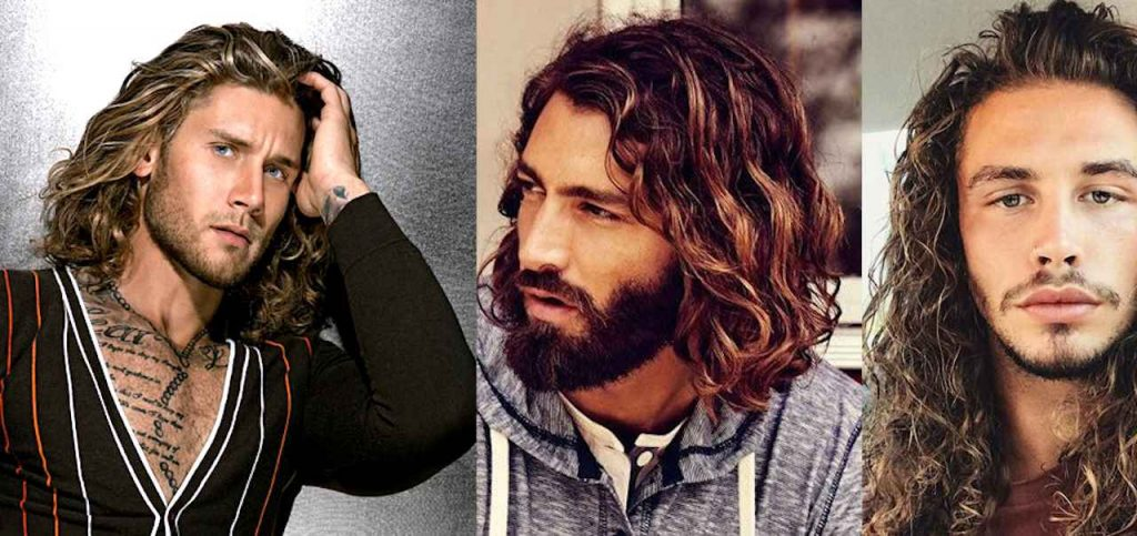 Men S Long Curly Hairstyles Are Looking Amazing Men S Style