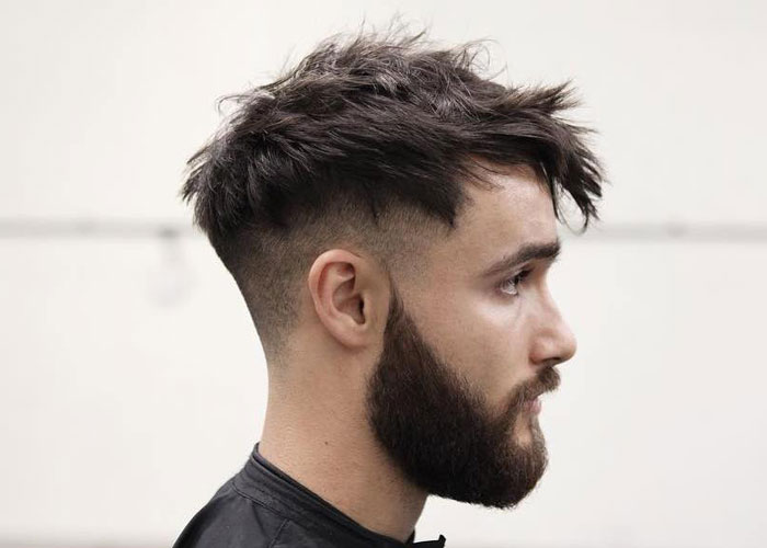 10 cool messy hairstyles for men  men's style