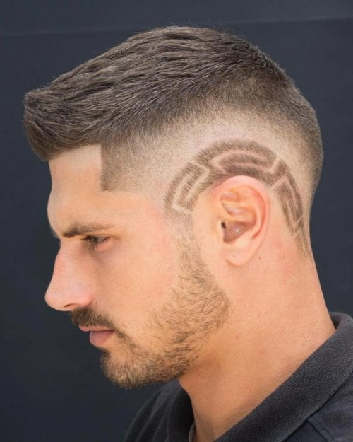Refreshing And Handsome Military Hairstyles Men S Style