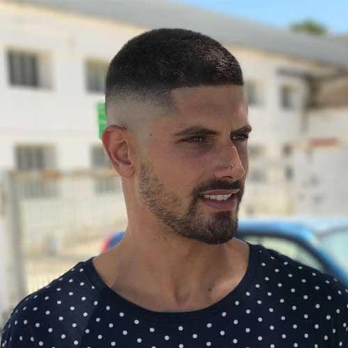 männer haarschnitt kurz