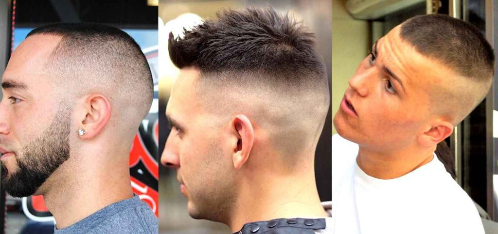 Stylish Military Haircuts High And Tight Haircuts For Men Men S Style