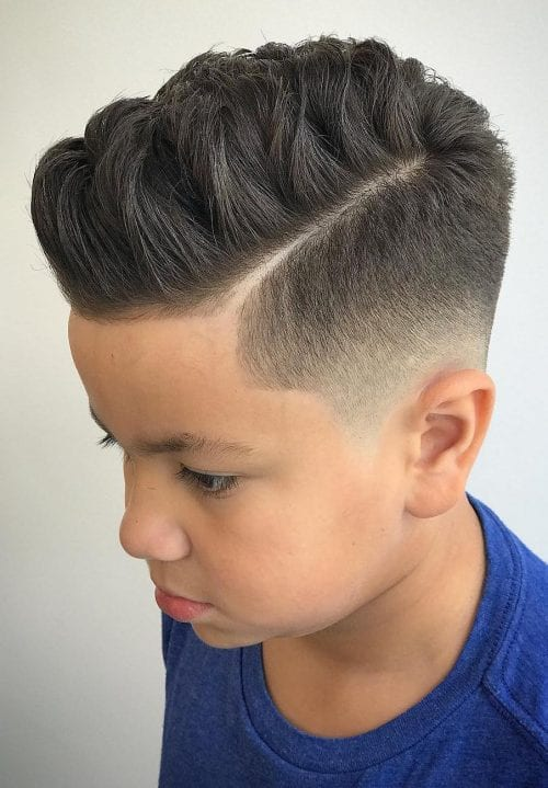 New best hairstyle for Little boys | Hair cutting boys