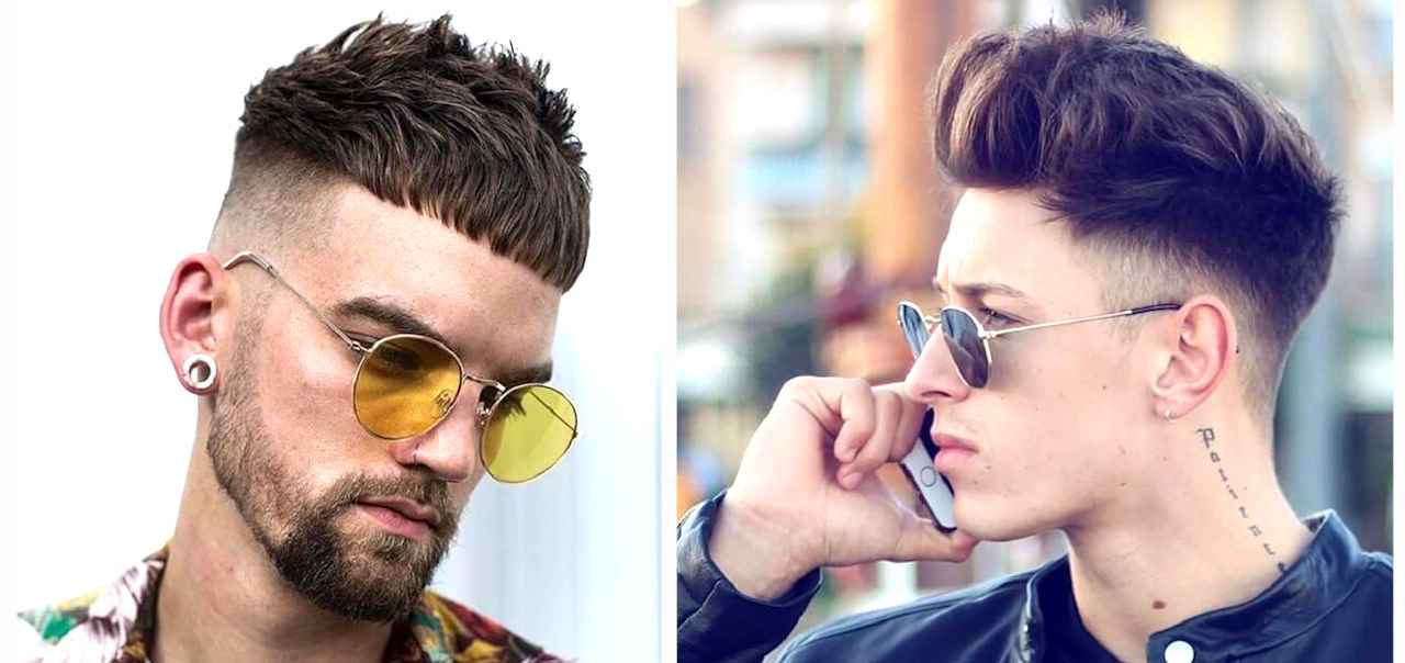 Top 25 Popular Hairstyles For Men New Modern Hairstyles For Guys 2020 Men S Style