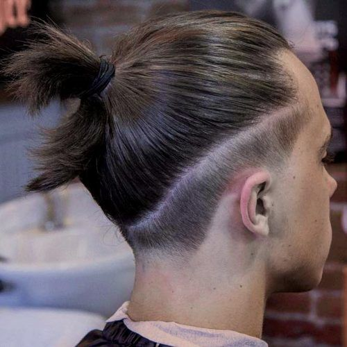 20 Best Top Knot Hairstyles For Men 2021 Men S Style