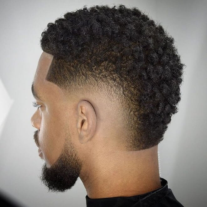 Top 20 Cool Burst Fade Haircuts For Men Best Burst Fade