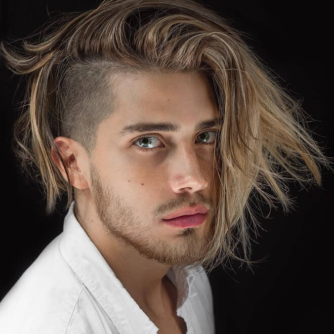 Top 35 Trendy Short Sides Long Top Hairstyles for Men | The Coolest Short Sides Long Top ...