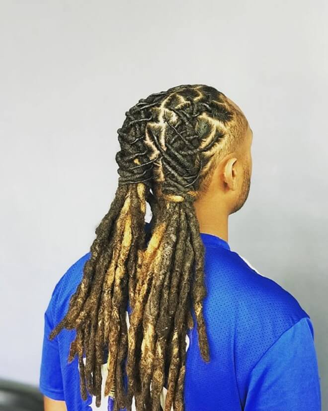Top 20 Cool Dread Styles For Men 2020 Men S Style