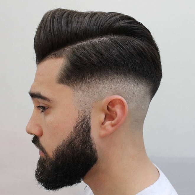 25 Best Mid Fade Haircut Ideas Stylish Medium Fade