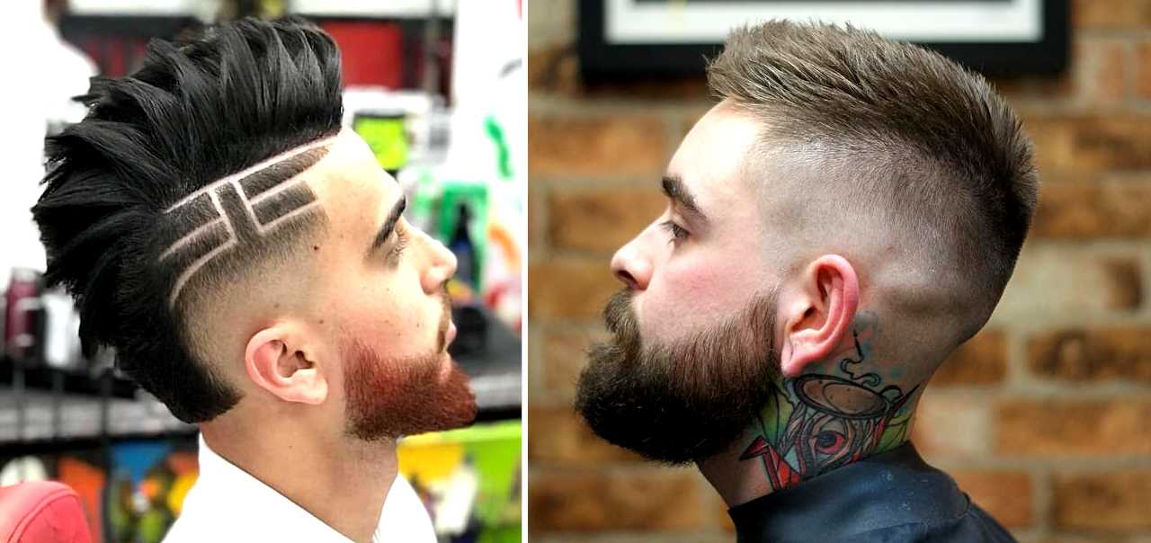 Low Fade High Fade Haircut Styles For Men 57