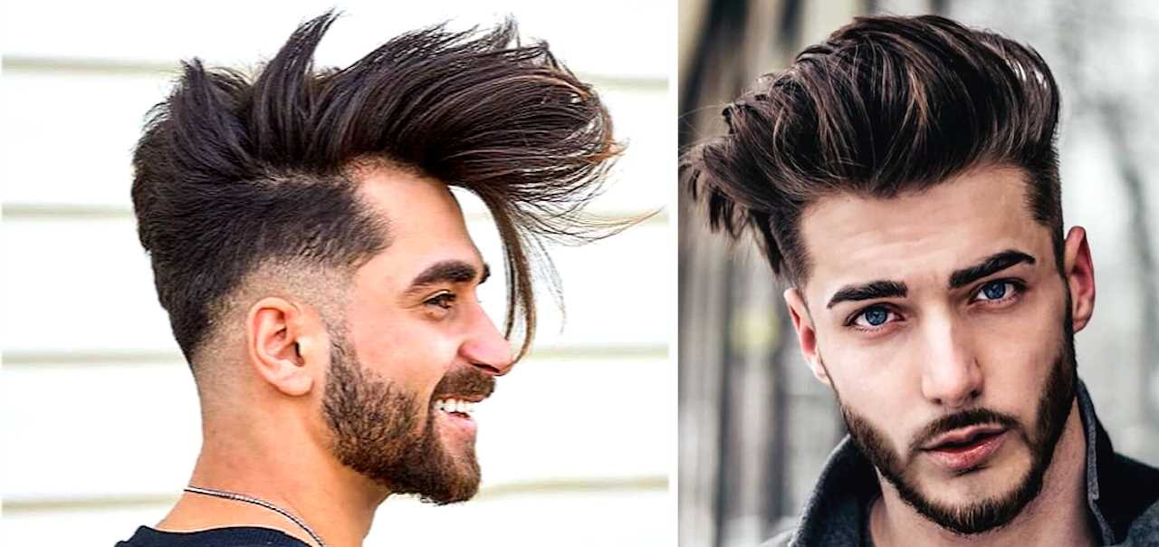 Top 35 Trendy Short Sides Long Top Hairstyles For Men The Coolest Short Sides Long Top Haircuts 2020 Men S Style