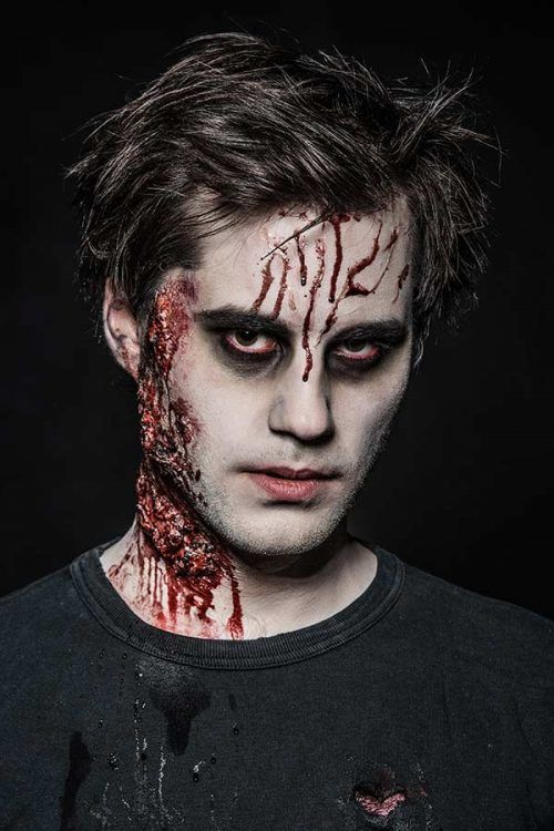 35 Cool Halloween Makeup Ideas For Men