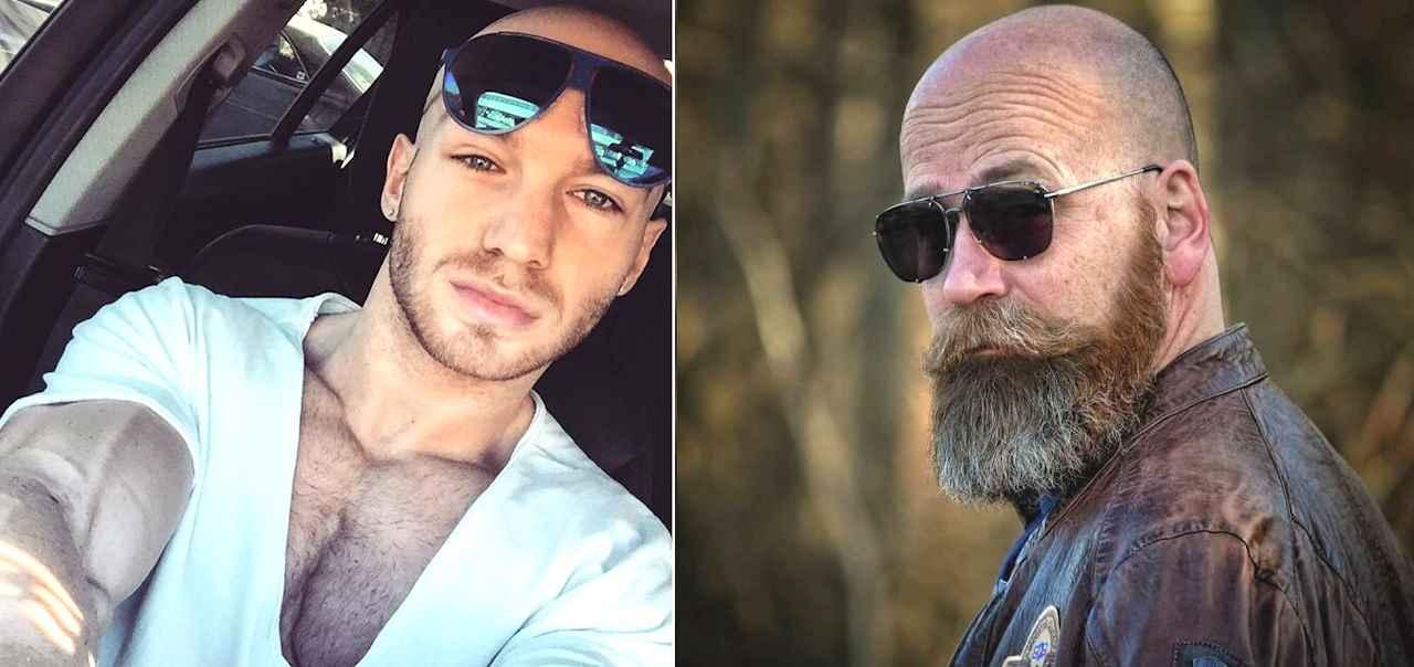 30 Cool Bald Men With Beard Styles Men S Style
