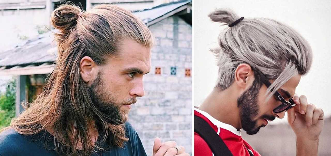 Top 35 Most Attractive Samurai Hairstyles For Men Best
