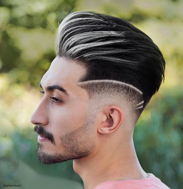 Amazing 60 Most Creative Haircut Designs With Lines Stylish Haircut Schematic Wiring Diagrams Phreekkolirunnerswayorg