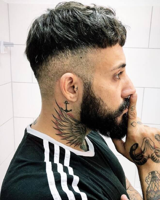 French Crop Hairstyles Men Bpatello