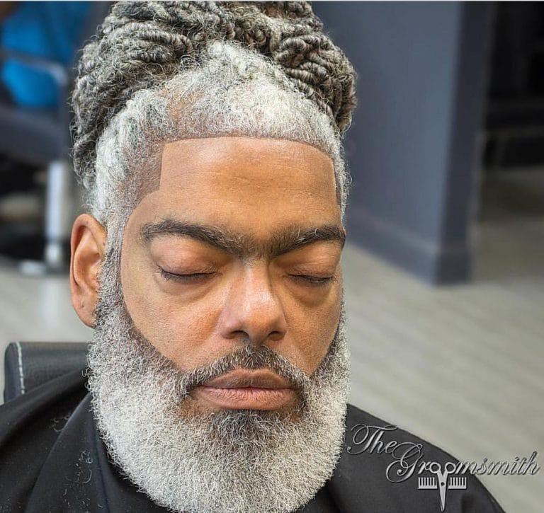25 Amazing Grey Hair For Men Best Grey Hairstyles For Older Men
