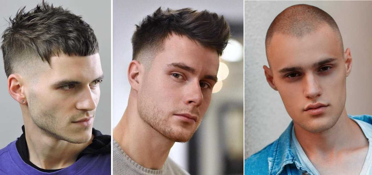 Swell 40 Best Low Maintenance Haircuts For Men Stunning Low Natural Hairstyles Runnerswayorg