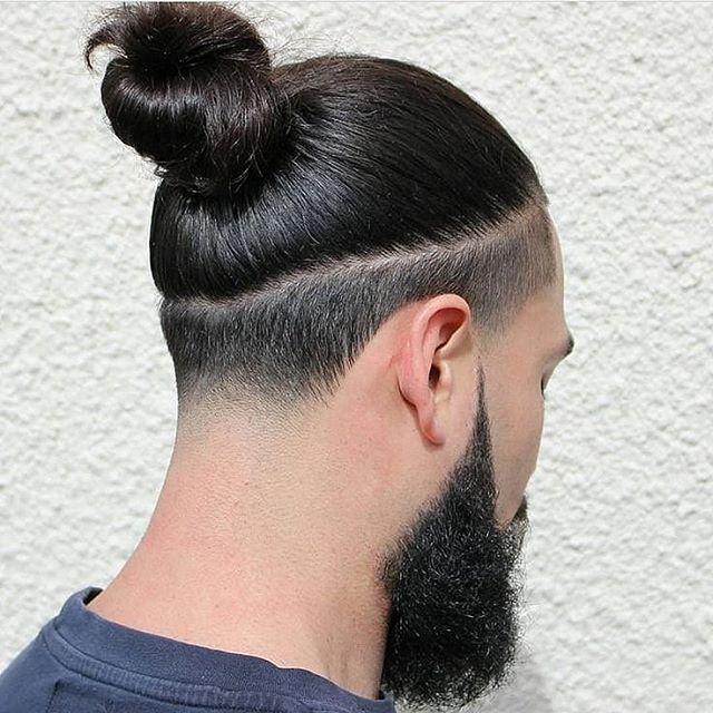 Fantastic Top 35 Most Attractive Samurai Hairstyles For Men Best Man Bun Schematic Wiring Diagrams Amerangerunnerswayorg