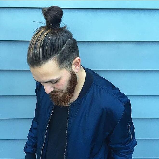 Awe Inspiring Top 35 Most Attractive Samurai Hairstyles For Men Best Man Bun Schematic Wiring Diagrams Amerangerunnerswayorg