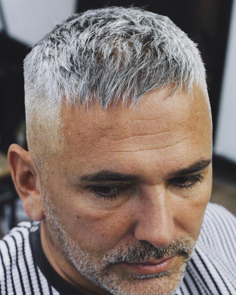 25 Amazing Grey Hair For Men Best Grey Hairstyles For Older Men Men S Style