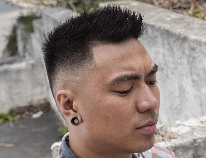 40 Best Spiky Hairstyles For Men Modern Spiky Haircuts 2020 Men S Style