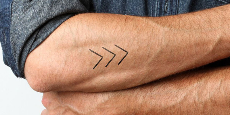 100 Cool Simple Tattoo Designs For Men Men S Style