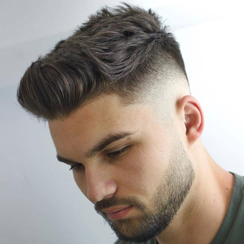 40 Best Haircuts For Square Face Male