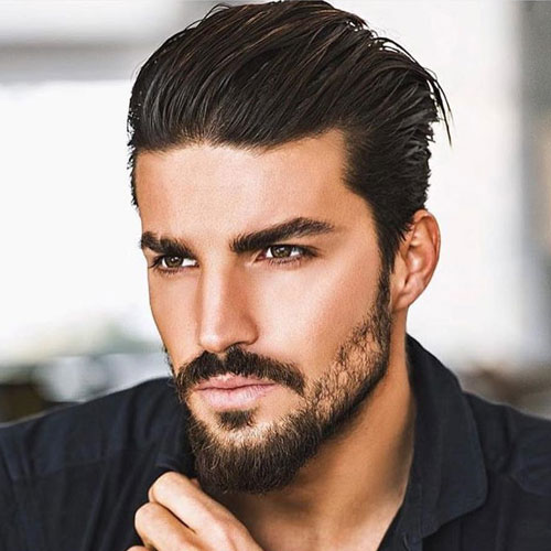 Hairstyles For Square Faces Over 40: 40 Best Haircuts For Square Face Male