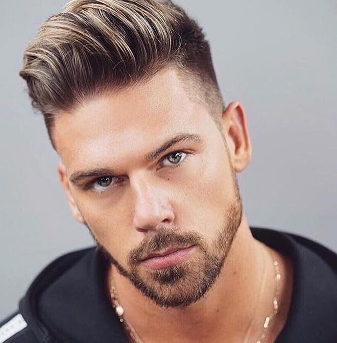 40 Best Haircuts For Square Face Male | Stylish Square ...