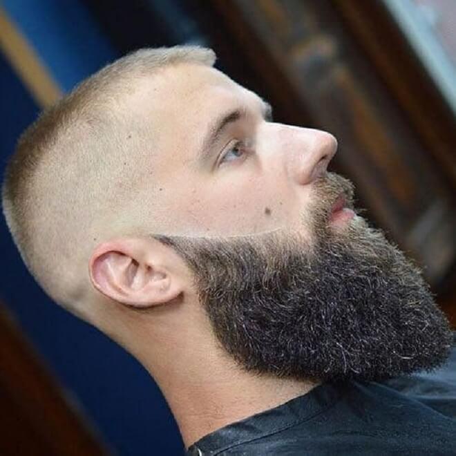 35 Best Short Haircuts With Beard Handsome Beard Styles For Men With Short Hairstyles Men S Style