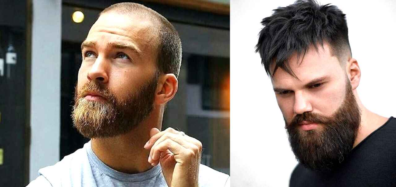 35 Best Short Haircuts With Beard Handsome Beard Styles For Men With Short Hairstyles Men S Style