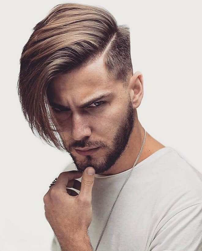 40 Best Haircuts For Square Face Male | Stylish Square Face Haircuts | Men's  Style