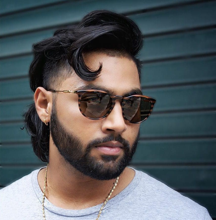 Top 40 Modern Mullet Hairstyles for Men | Classic Mullet ...