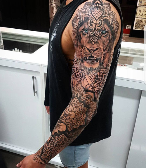 100 Best Sleeve Tattoos For Men The Coolest Sleeve Tattoos For