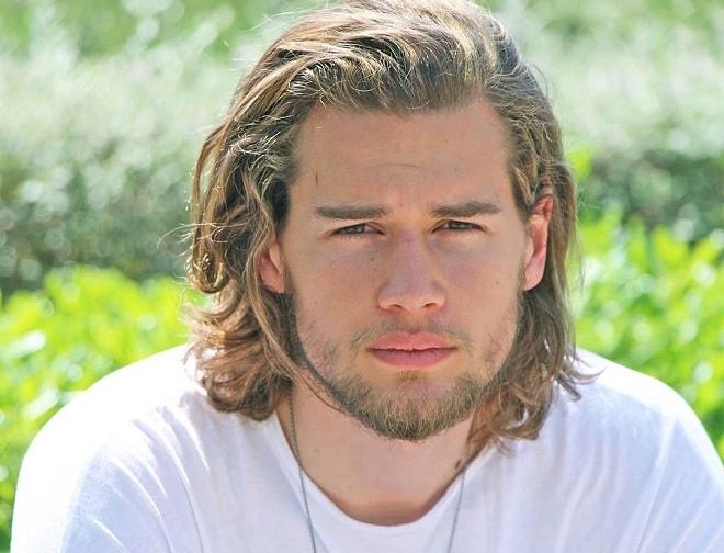 Medium Length Mid Length Haircuts For Men 48