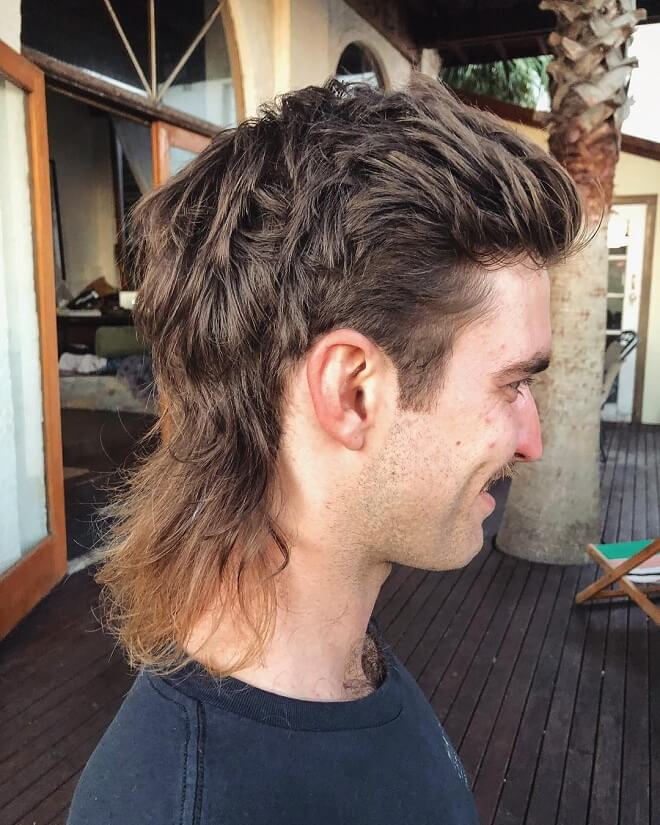 Top 40 Modern Mullet Hairstyles for Men